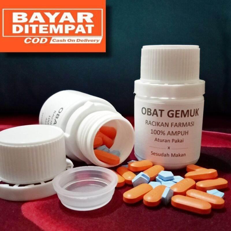 Isi 60 Obat Gemuk Badan/Penggemuk FARMASI/Pil Gemuk ORI